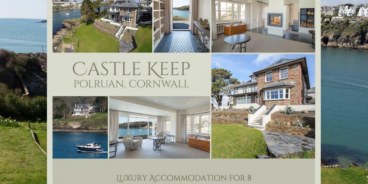 Castle Keep Cornwall