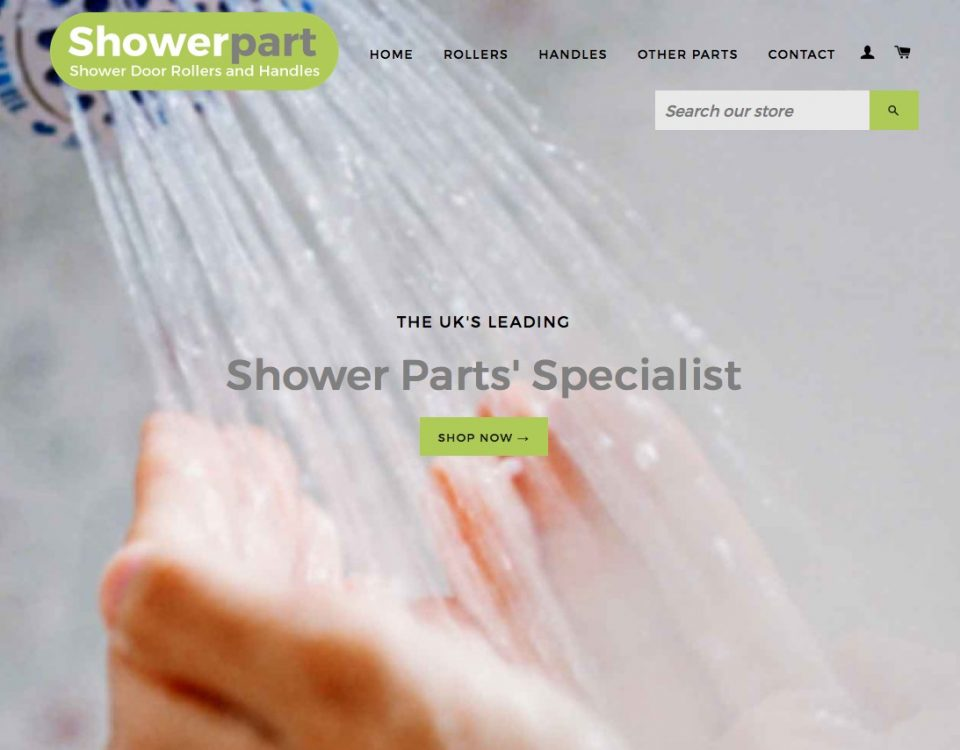 Showerpart - Shower Door Rollers