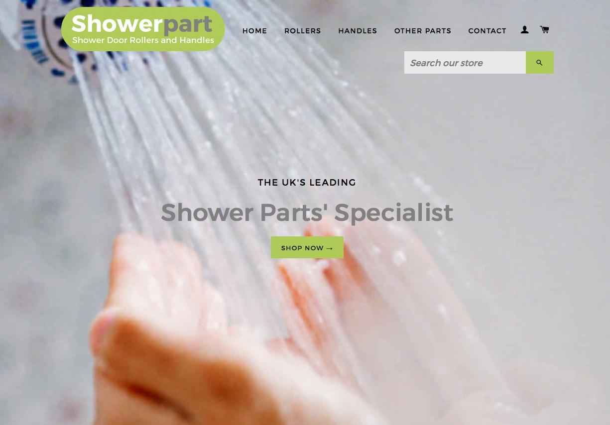Showerpart - Shower Door Rollers
