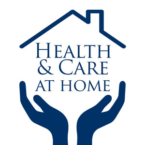 Health and Care at Home Logo
