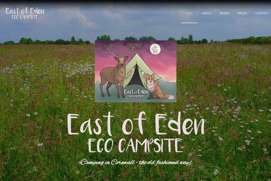 East of Eden Eco Campsite