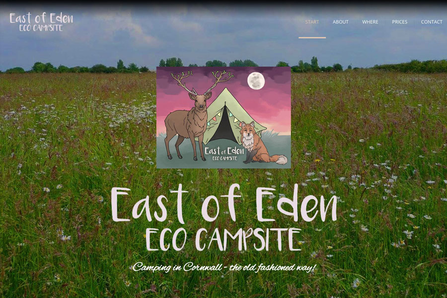 East of Eden Eco Campsite