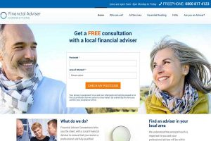 financial adviser connections